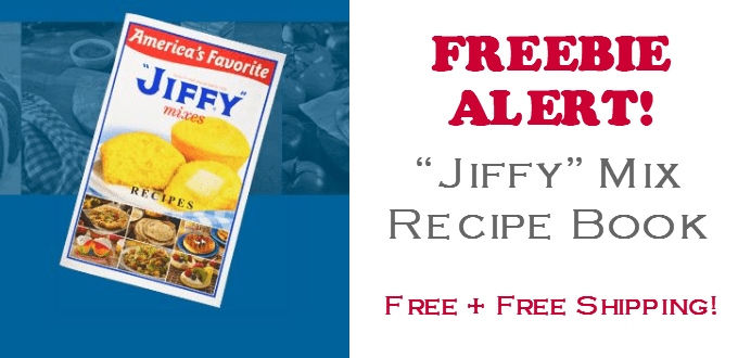 Jiffy Mix FREE Recipe Book