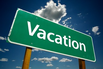 Image result for vacation sign