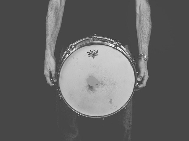 snare drum of voice percussion