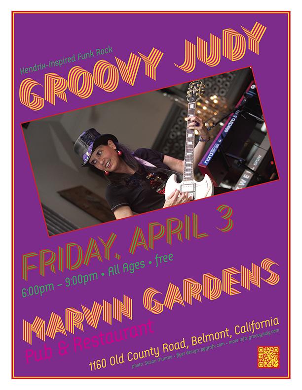 Marvin Gardens flyer