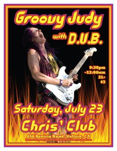 Chris' Club flyer 07-23-11