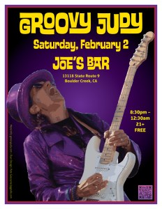 Joe's Bar flyer 02-02-13