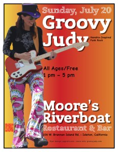 Moore's Riverboat flyer 07-20-14