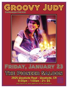 The Pioneer Saloon flyer 01-23-15