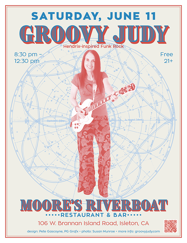 Moore's Riverboat - 06-11-16
