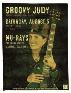 Nu-Rays - 08-05-17