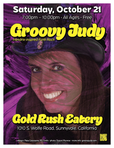 Gold Rush Eatery - 10-21-17