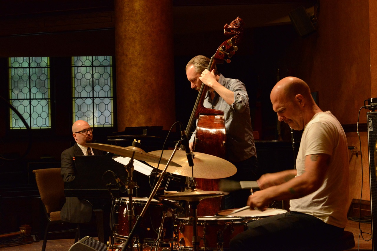 The Bad Plus is In the House