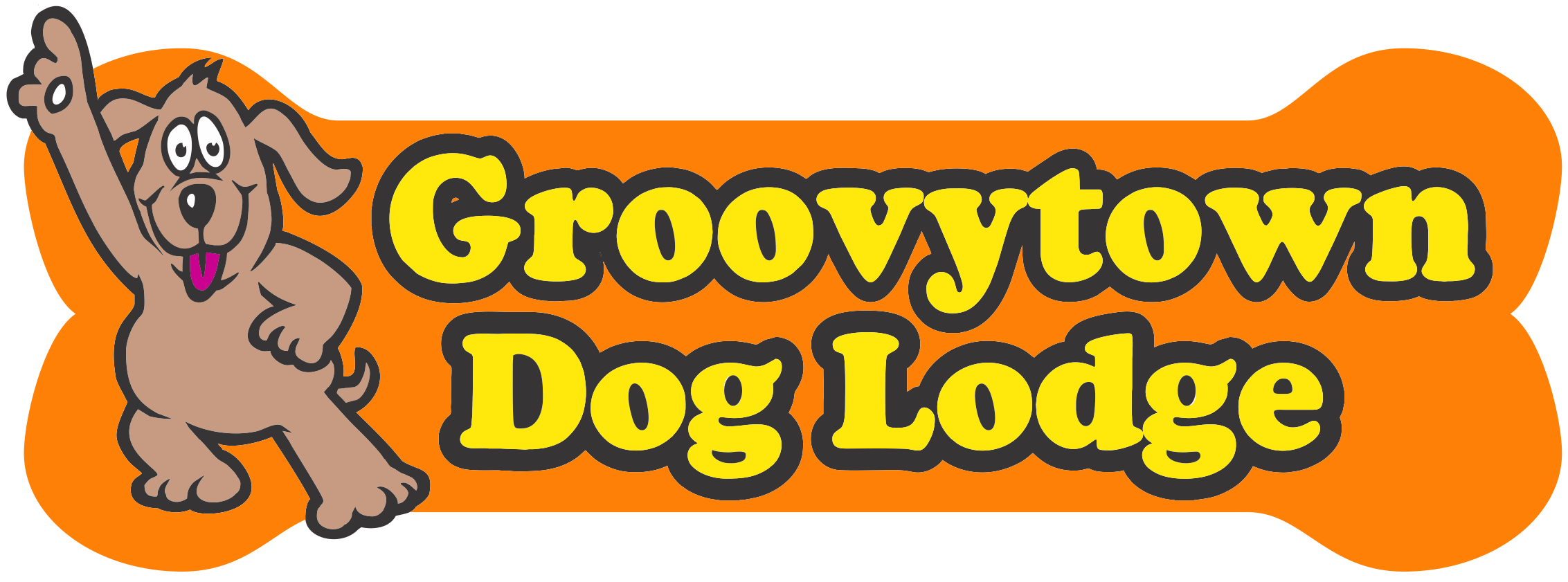 Groovytown Dog Lodge