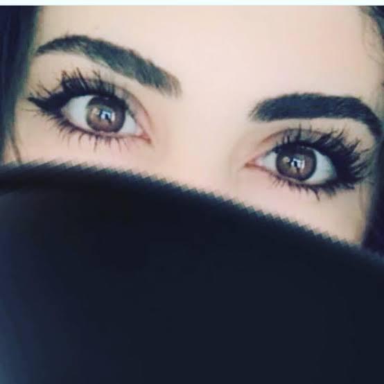 اجمل عيون بنات محجبات