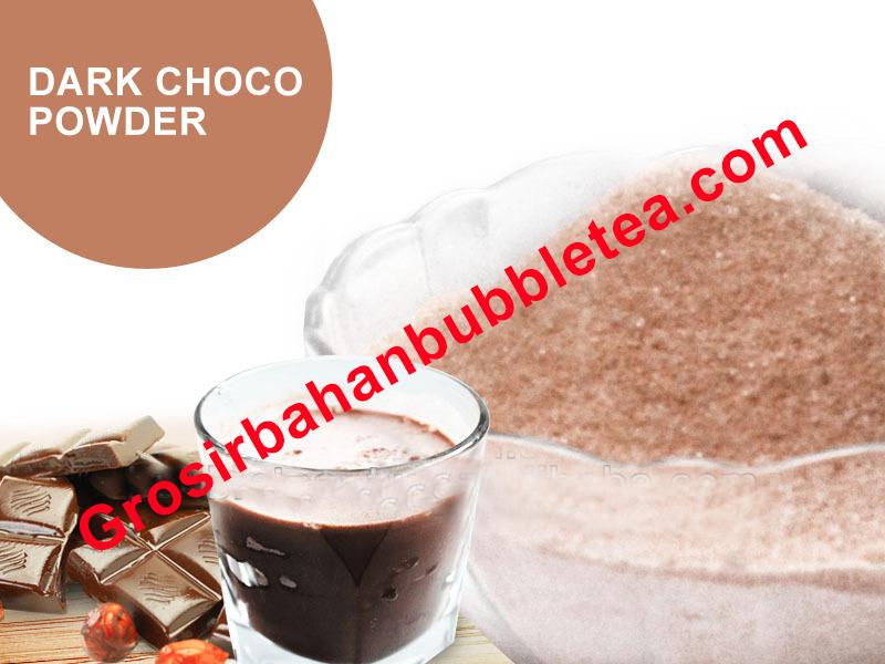 Dark Choco Powder
