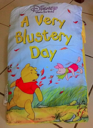 story pillow book pooh