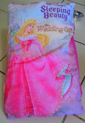 story pillow book sleeping beauty