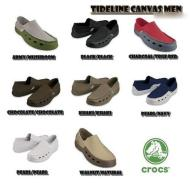 crocs tinderline canvas 085888666607