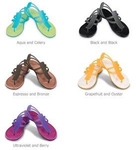 jual sandal crocs strapy 085888666607