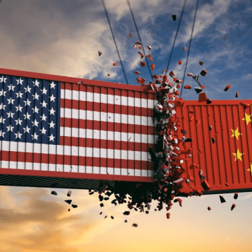 Trade War Threatens Recession