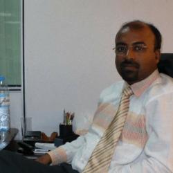 GEORGE THOMAS, Vice President – HR & Admin, MSP Steel & Power Ltd.