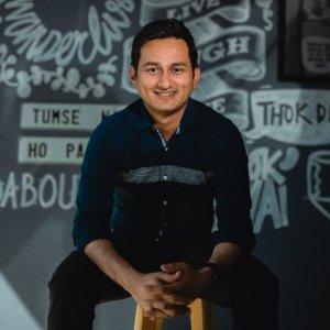 Ashwin Ramesh, CEO, Synup