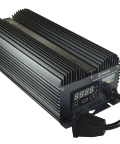 SolisTek Matrix 600 watt Adjustable Digital Ballast for Single Ended and Double Ended Lamps