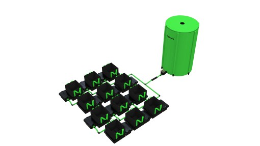 Alien EasyFeed 12 Pot System