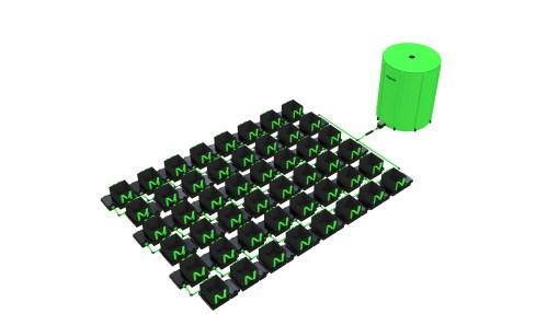 Alien EasyFeed 48 Pot System