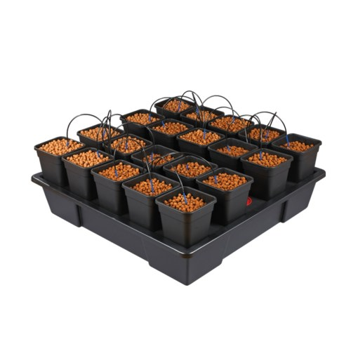 Wilma 20 Pot Complete System