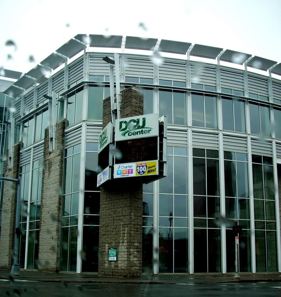The DCU Center (Centrum), Worcester, MA (1/2)