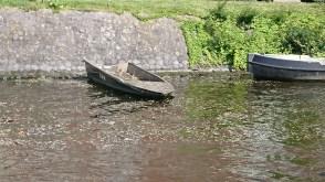 Sinking boat - 1