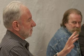 Ian Watson és Adorján Viktor