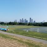 多摩川緑地広場
