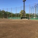 流山市民総合運動公園 野球場