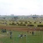 二子玉川緑地運動場