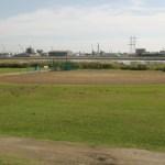 多摩川大師橋緑地野球場