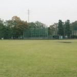 都立善福寺川緑地(野球場/テニスコート)