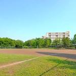 諏訪北公園(野球場/庭球場)