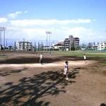 北朝霞公園野球場