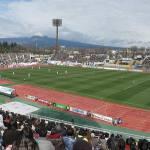 群馬県立敷島公園(正田醤油スタジアム群馬)