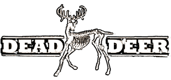 Dead Deer Hunting Accessories Logo