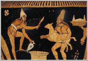 pagan rituals knowledge ground belief