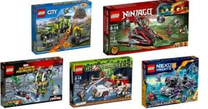 lego sets, evidence