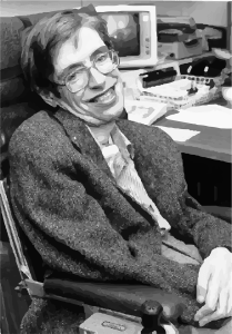hawking, authority, testimony, science