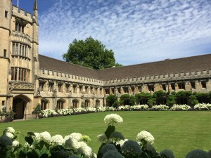 Magdalen College, Oxford, C.S. Lewis