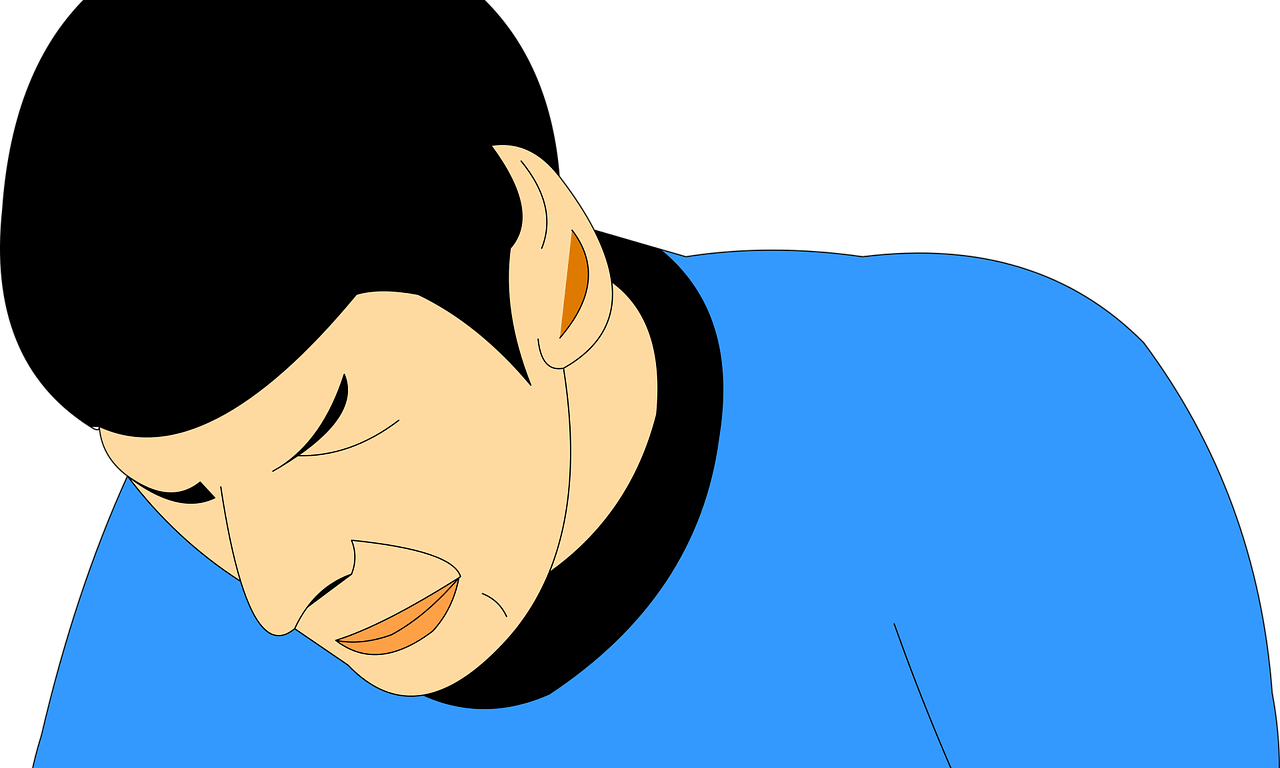 Spock, logical