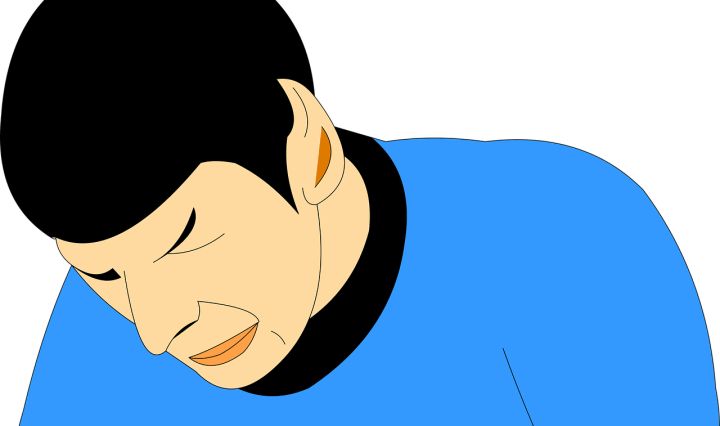 Spock, logical