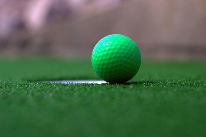 golf, evil