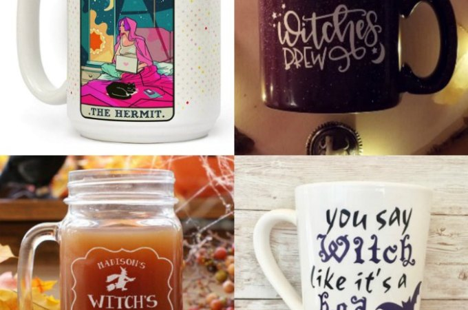 The Best Witch Coffee Mugs