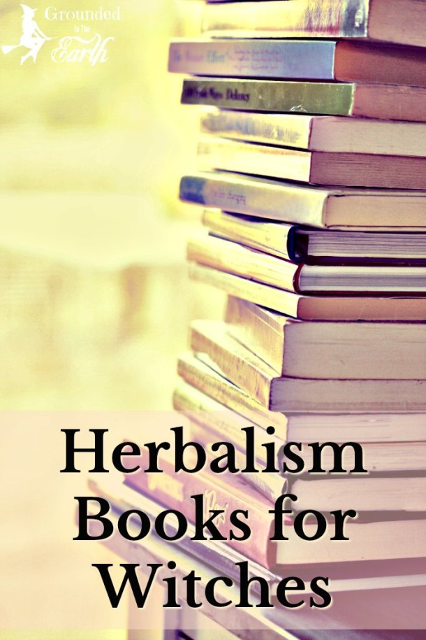 These Herb books should be on every witch's book shelf