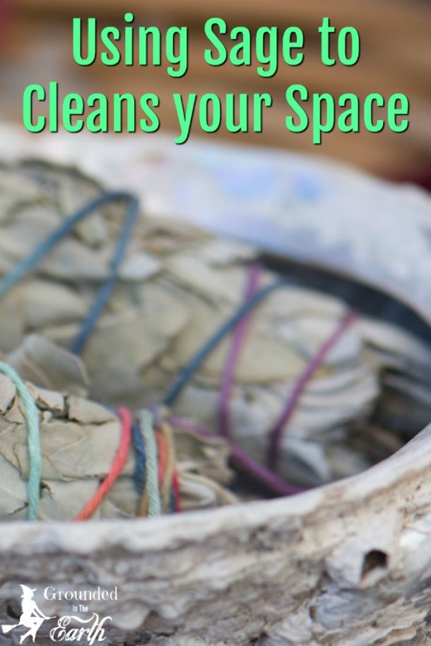 Quick and simple guide to cleaning your space with sage