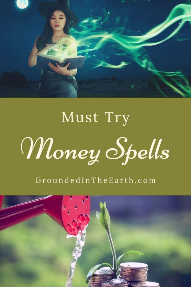 Thes money spells are perfect for giving your finances a boost.
