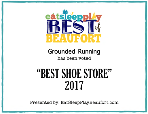 Grounded Running Beaufort Best Shoe Store 2017